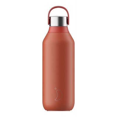 Chilly's S2 Flaska Maple Red 500ml