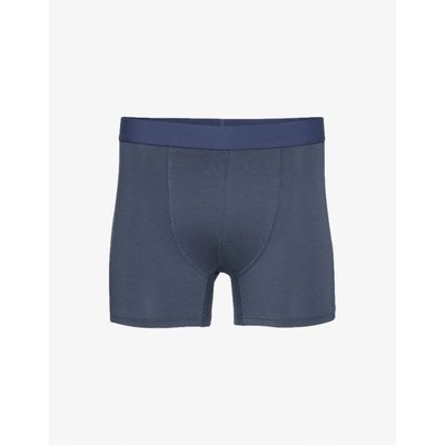COLORFUL STANDARD - CLASSIC ORGANIC BOXER BRIEFS - PETROL BLUE