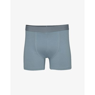 COLORFUL STANDARD - CLASSIC ORGANIC BOXER BRIEFS - STONE BLUE