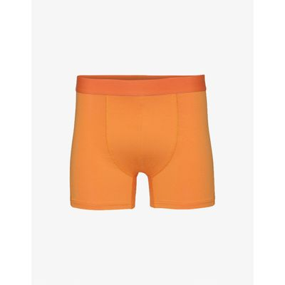 COLORFUL STANDARD - CLASSIC ORGANIC BOXER BRIEFS - SUNNY ORANGE