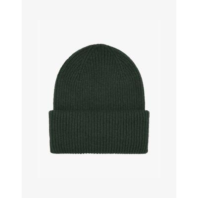 COLORFUL STANDARD - MERINO WOOL HAT - HUNTER GREEN