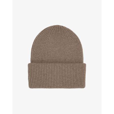 COLORFUL STANDARD - MERINO WOOL HAT - WARM TAUPE