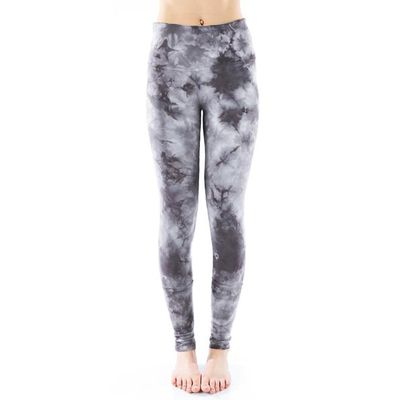 LVR - CUFFED LEGGINGS - Crystal Cool Gray