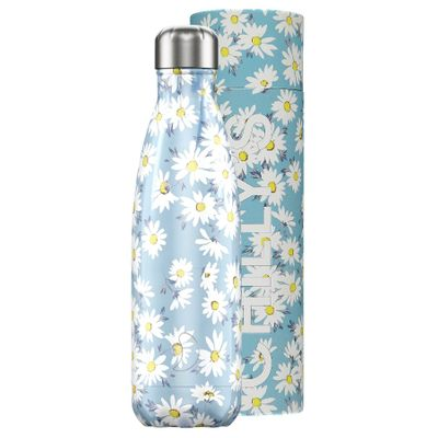 Chilly's flaska Floral Daisy 500 ml