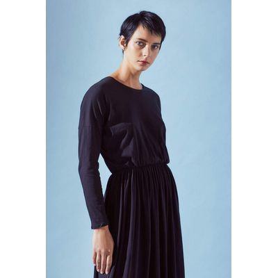 KOWTOW - DANCER DRESS - SVARTUR