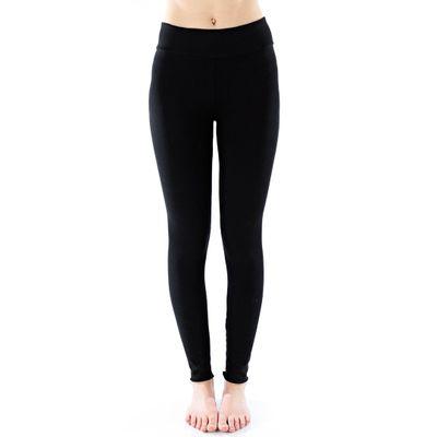 LVR - Basic Leggings - Dark Black