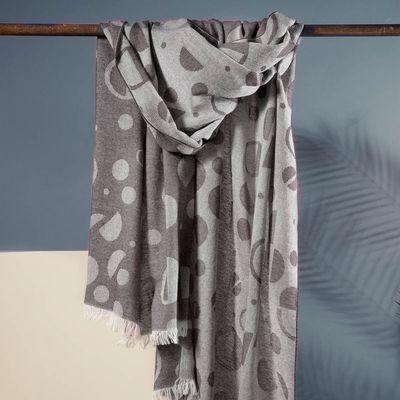 RIFÓ - Sonia Jacquard - Marble Gray