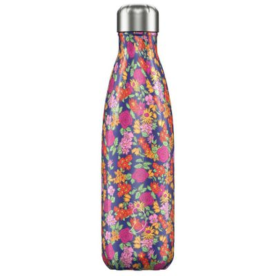 Chilly's flaska Floral Wild Roses 500 ml