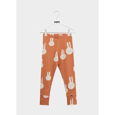 PAPU KIDS - FOLD LEGGINGS - Best Bunnies Forever