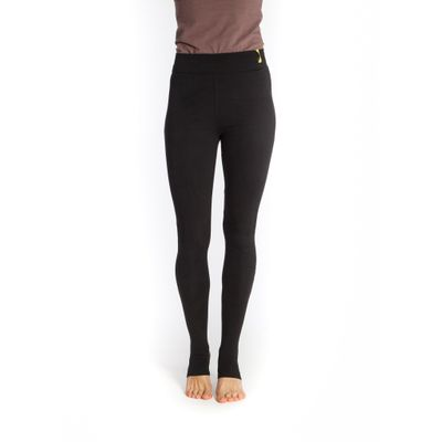 YOGAMII - Sadhana Long Tights - Black