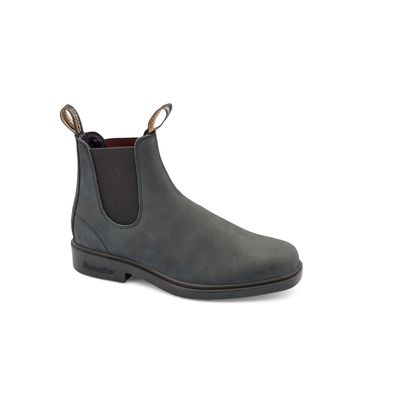 Blundstone 1308 Dress boot Rustic Black Leather