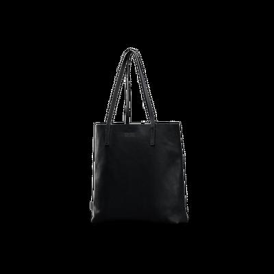 O MY BAG - Georgia - Black soft grain leather