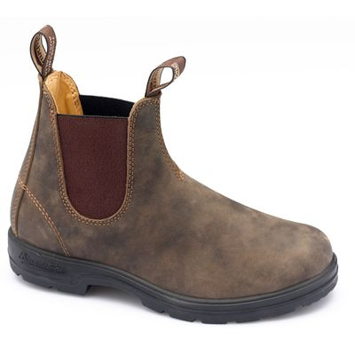 Blundstone 585 Rustic Brown Leather