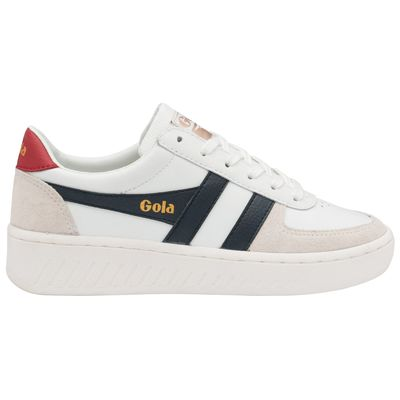 Gola Women Grandslam Classic Wh/Nv/Re