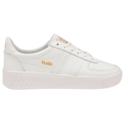 Gola Women Grandslam White/White Leather