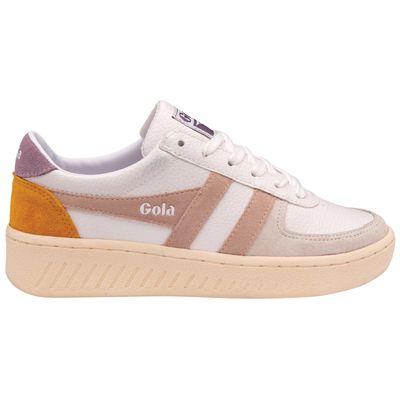 Gola Women Grandslam Trident White/Blossom/Lily