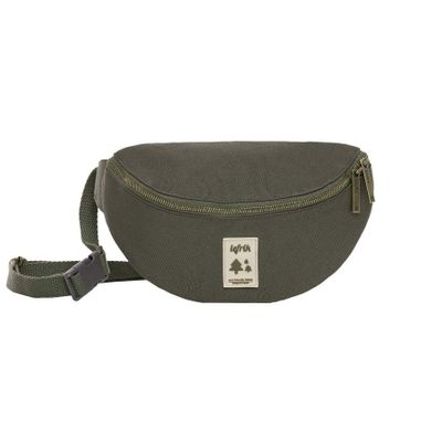 LEFRIK - GOLD BEAT BUM BAG - OLIVE