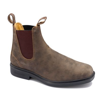 Blundstone 1306 Dress boot Rustic Brown Leather