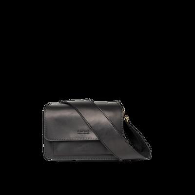 O MY BAG - Harper Mini - Black Classic Leather