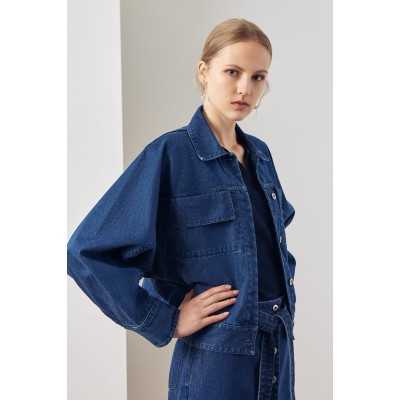 KOWTOW - BOXY DENIM JACKET