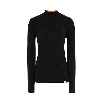 KOMODO - SURI - Organic Cotton Top - Black
