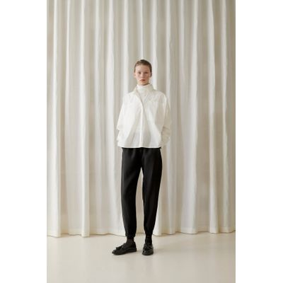 SKALL STUDIO - KEREN SHIRT - LIGHT CREAM