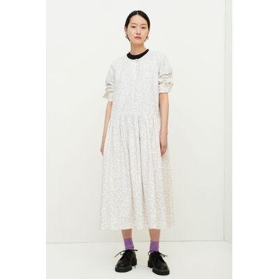 KOWTOW -  EDITH DRESS - FLORA PRINT