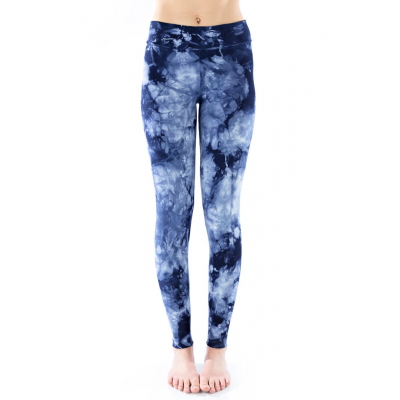 LVR - BASIC LEGGINGS - CRYSTAL INDIGO.