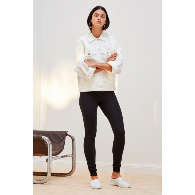 KOWTOW - BUILDING BLOCK -  LEGGINGS - SVARTAR