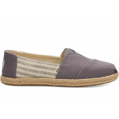 Toms classic university women Drizzle Grey