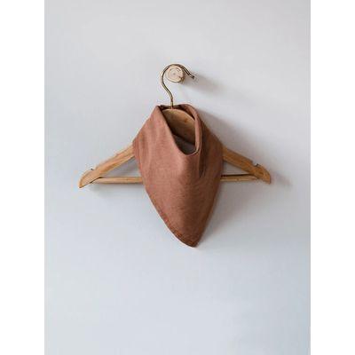 SIMPLE FOLK - The Linen Bandana - Cinnamon