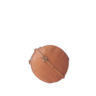 O MY BAG -  Luna Bag - Wild Oak Soft Grain Leather