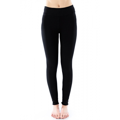 LVR - BASIC LEGGINGS - BLACK.