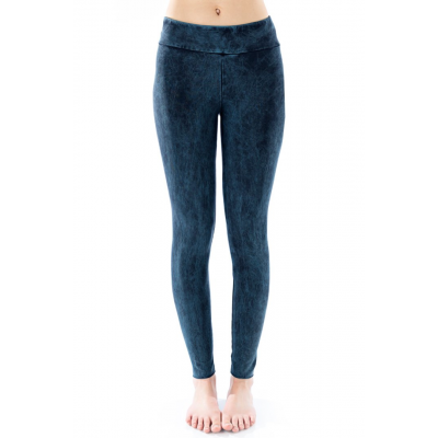 LVR - BASIC LEGGINGS - TWO TONE MINERAL - CELESTIAL