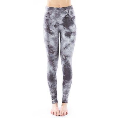 LVR - Cuffed Leggings - Cool grey