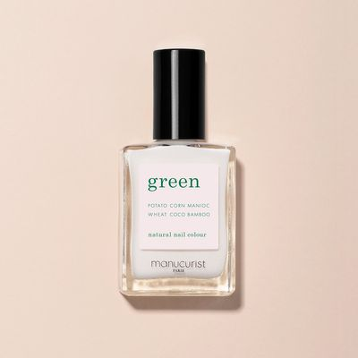 Manucurist - Green - milky white