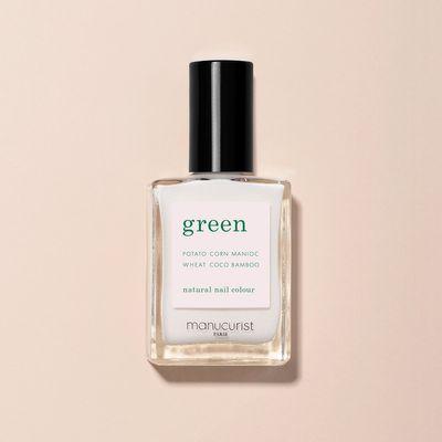 Manucurist - Green - milky white