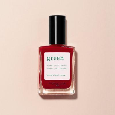 Manucurist - Green - Dark Dahlia