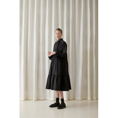 SKALL STUDIO - MORGOT DRESS - BLACK