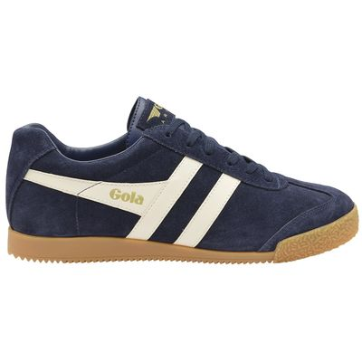 Gola Harrier Men Navy/White Suede