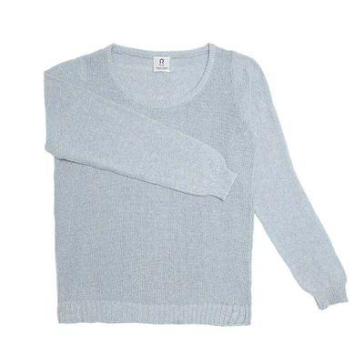 RIFÓ - Woman Cotton Jersey - Mediterranean blue