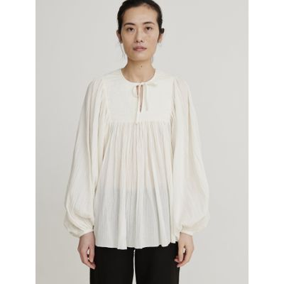 SKALL STUDIO -  Nadja Blouse Off-White