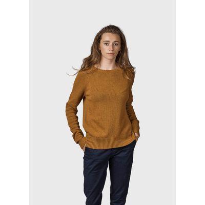 KLITMØLLER - Nina knit - Amber