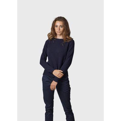 KLITMØLLER - Nina knit - Navy