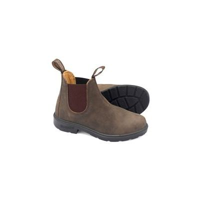 Blundstone Kids 565 Rustic Brown Leather