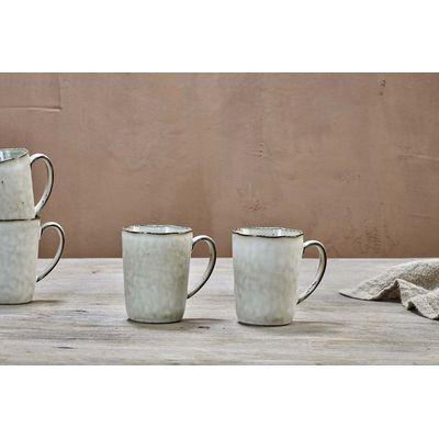 Nkuku - Amina Mug - Cream