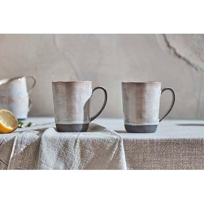 Nkuku - Edo Mug - Slate - Large