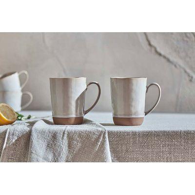 Nkuku - Edo Mug - Terracotta - Large