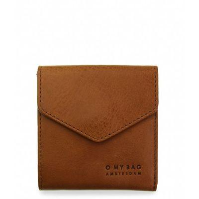 O MY BAG - Georgie's Wallet - Cognac - Stromboli