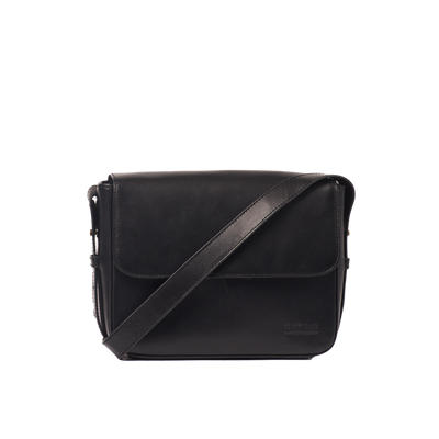 O MY BAG - Gina - Black - Classic Leather